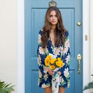 Show Me Your Mumu Mia Tunic Sunflower Dreams